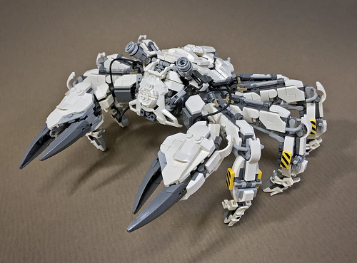 LEGO Mecha Crab-07