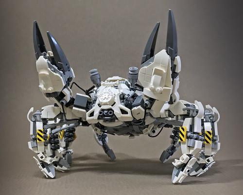 LEGO Mecha Crab-04
