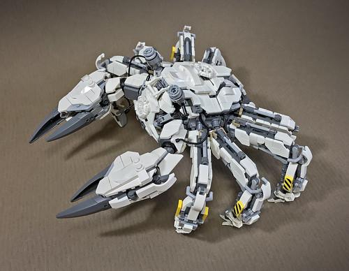 LEGO Mecha Crab-03