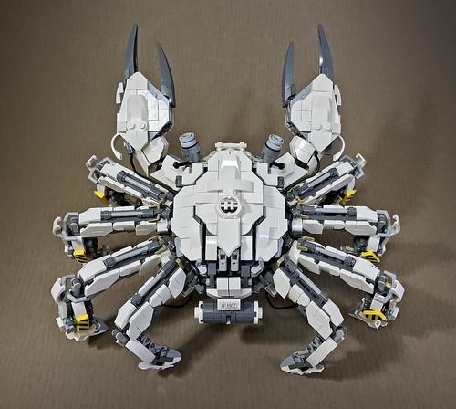 LEGO Mecha Crab-02