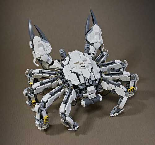 LEGO Mecha Crab-01