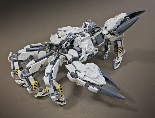 LEGO Mecha Crab-10