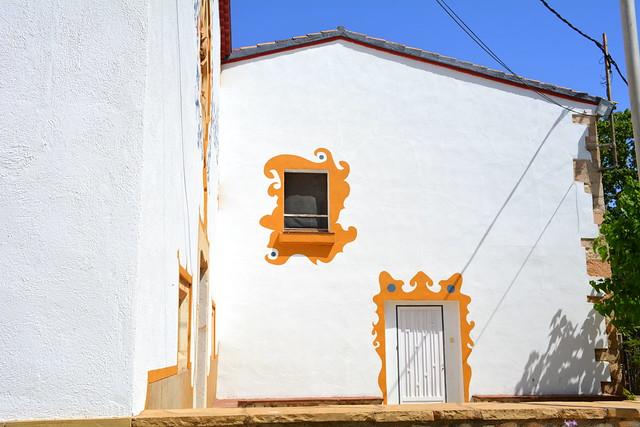 Ermita del Roser, Vallmoll.