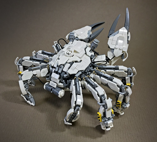 LEGO Mecha Crab-06