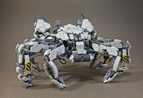 LEGO Mecha Crab-05