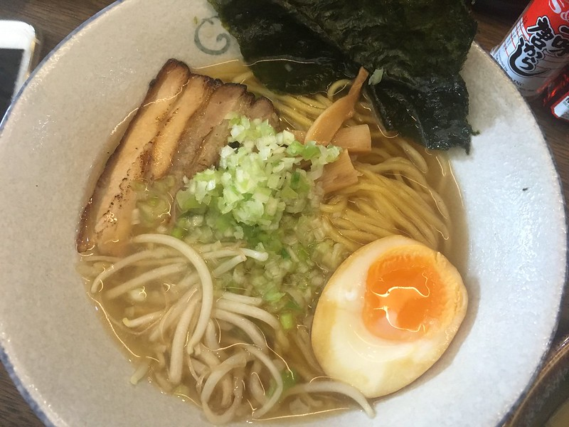 Tongara Ramen, Lamp Quarters