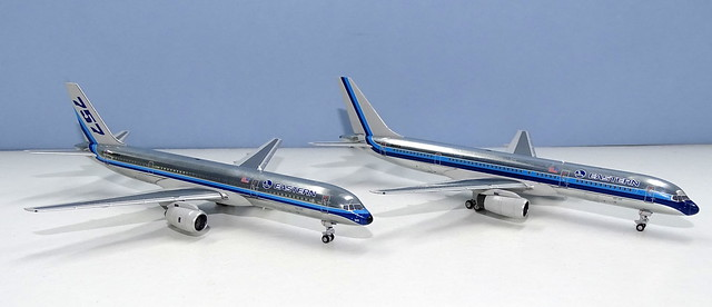 Eastern Air Lines Boeing 757-225s