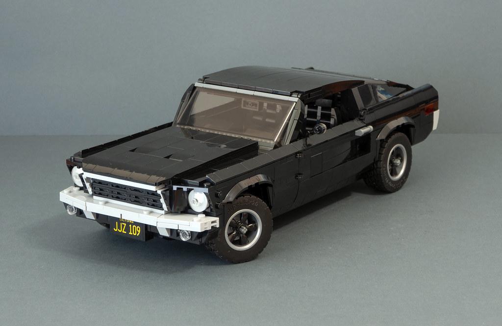 LEGO Ford Mustang GT 1968 Bullitt