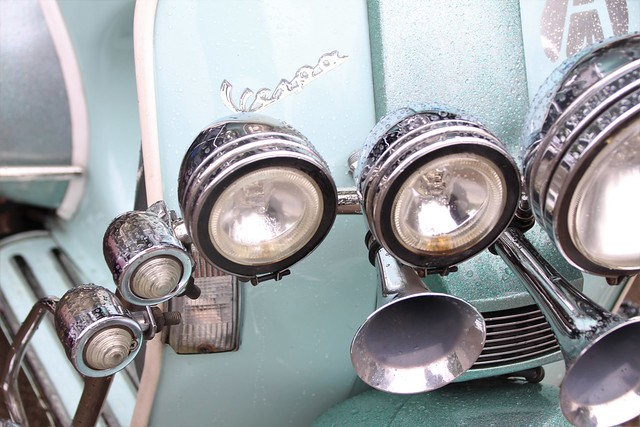 Vespa Headlights