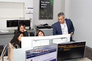 """La nueva carrera de Administración y Finanzas Corporativas de la USIL organizó el taller """"Análisis, perspectivas y gestión del riesgo en el mercado de commodities"""" dentro de una nueva serie de talleres de transformación digital con Bloomberg, llamada Market Makers Workflows (""""flujo de trabajo de los hacedores de mercados"""", en español)"""