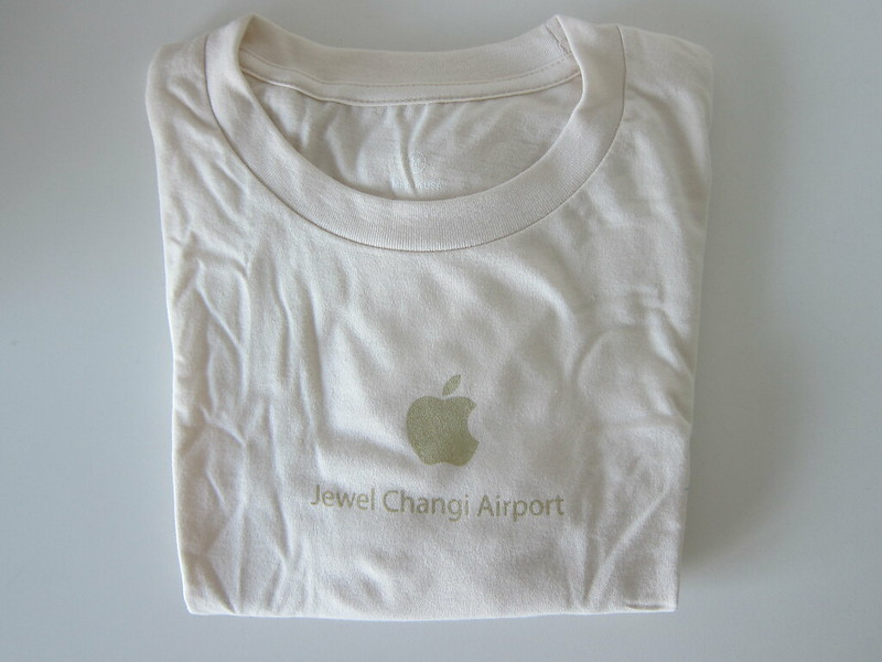 Apple Jewel Changi Airport Opening Swag