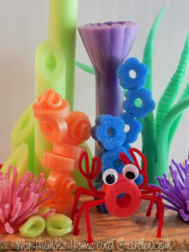 Coral-Reef-From-Pool-Noodles
