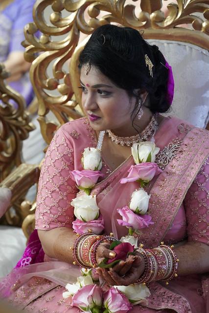 Pensive bride, Silver Spring, Maryland