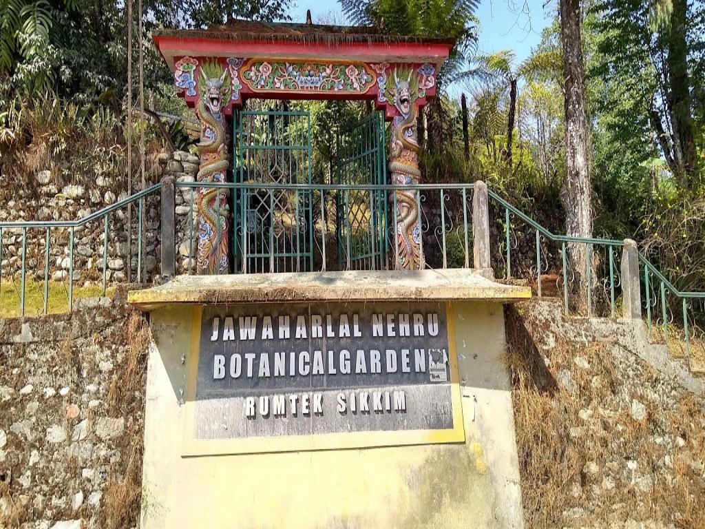 Jawaharlal Nehru Botanical Garden