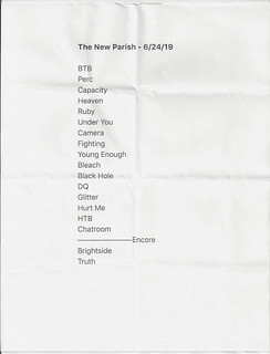 2019-06-24 Charly Bliss - The New Parish, Oakland