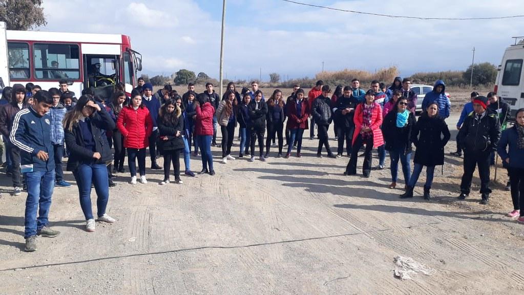 Visita Esc Belgrano Jachal (1)