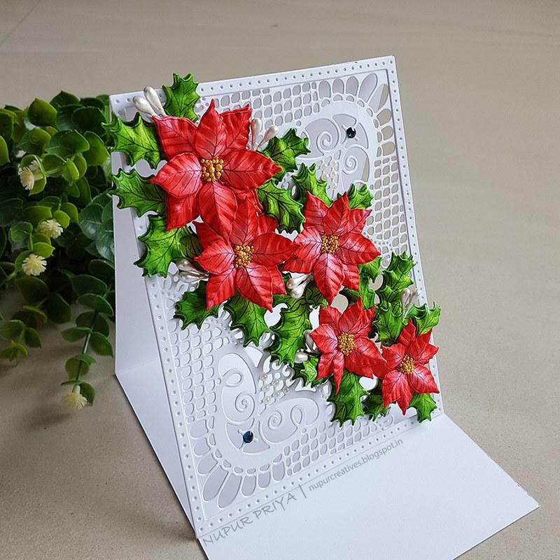 See Through Diecut Christmas Card_4