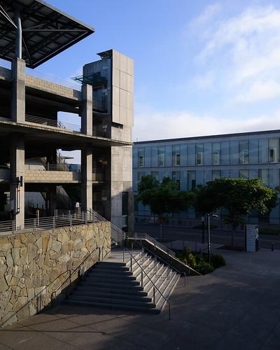 Gilman Parking Structure