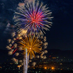2019 Annual Pleasant Hill Fireworks Show
