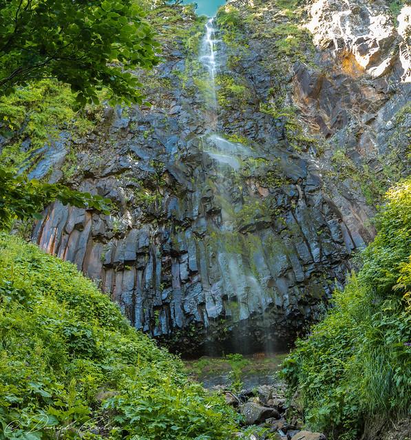 Cascade de la Biche - Vallée de Chaudefour (63).
