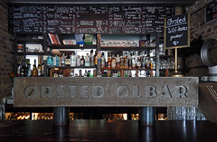 Orsted Olbar with its extensive list of beers in Copenhagen, Denmark