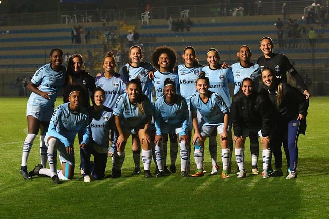 América-MG 1x2 Grêmio (Brasileirão Feminino A2)