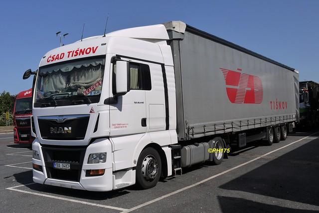MAN TGX18.440 - Thurrock