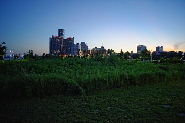 detroit Milliken State Park and Harbor Detroit Riverfront Conservancy