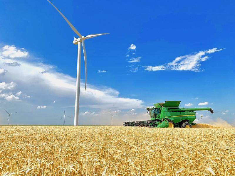 Windturbine with S770