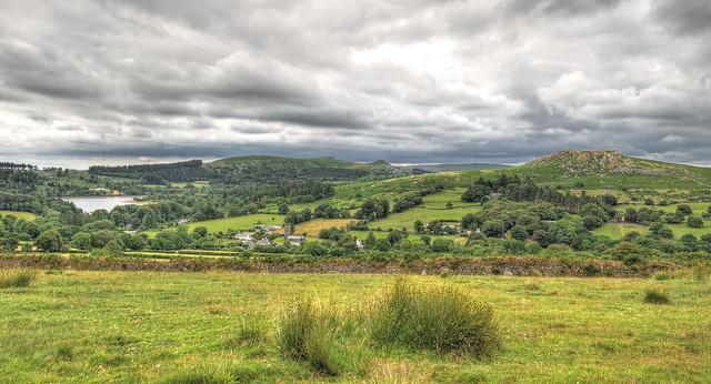 Sheepstor, Dartmoor (Explored)
