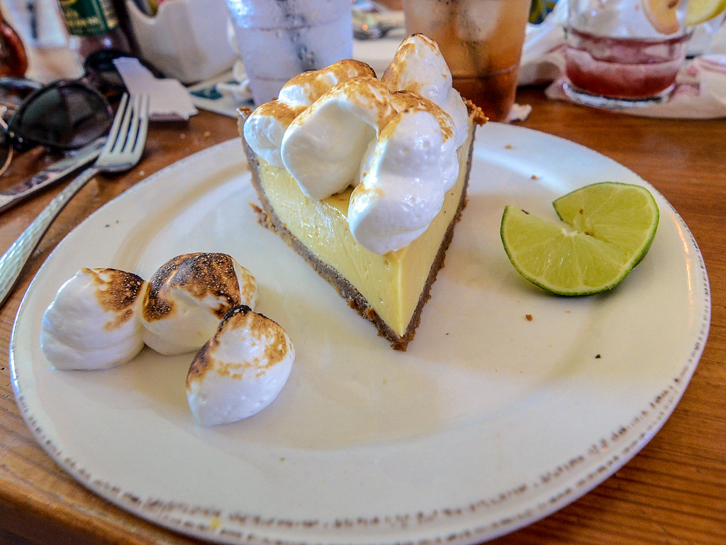 Homecomin Key Lime Pie