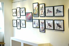 Masami Obari exhibition in Taipei
