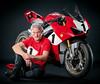 Ducati 1100 Panigale V4 S 25° Anniversario 916 2019 - 37