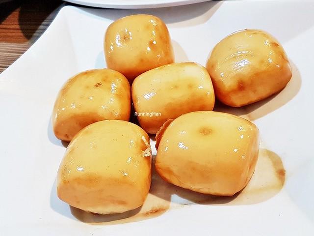 Fried Mantou Bread