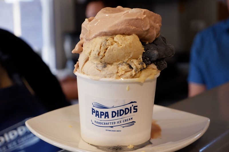 Papa Diddi's Scoop-All-You-Can