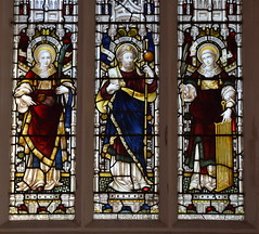 St Stephen, St James and St Laurence (Clayton & Bell, 1895)
