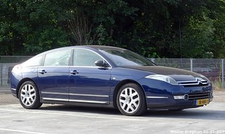 Citroën C6 2.7 V6 HDi automatic (2008) | by Wouter Bregman
