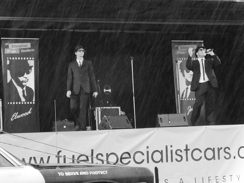 Wetherby Festival - Blueprint Blues Brothers 1
