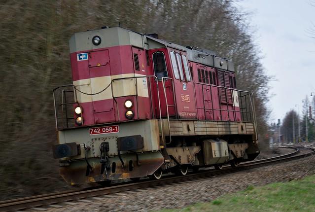 ČDC 742 058-1 | Potštejn