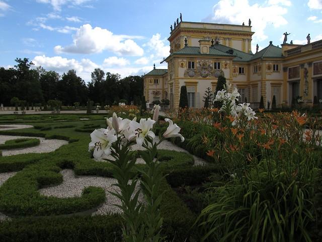 Warszawa - Wilanów (Museum of King Jan III's Palace in Wilanów)