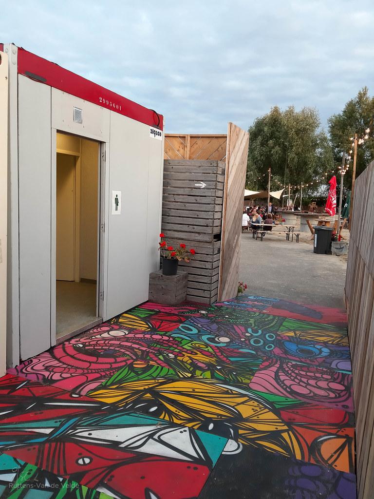 Dzia & Gijs Vanhee @ Zomerbar Antwerpen