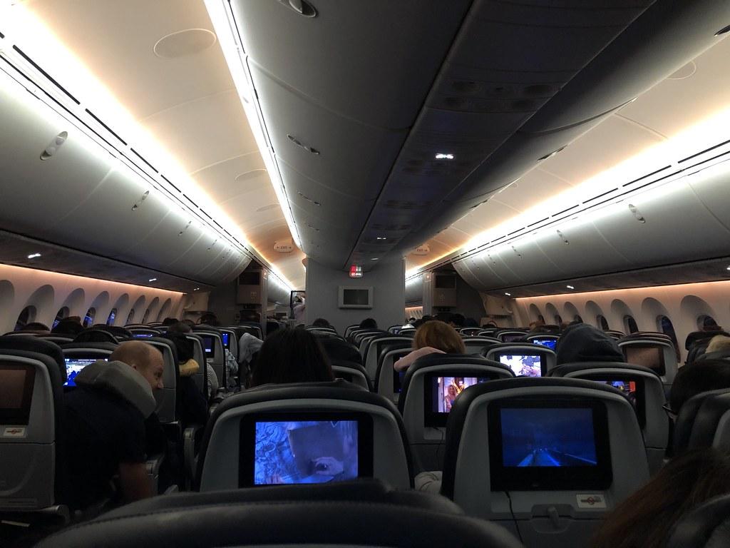 UA2 SIN-SFO 787-9 Polaris Business to San Francisco