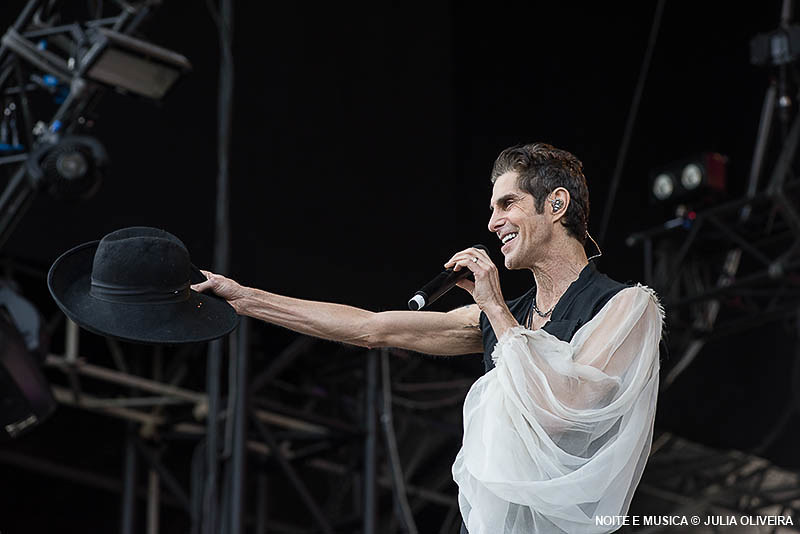 Perry Farrell - NOS Alive 2019