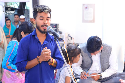 Devotional song by Sidharth Thapa from Delhi