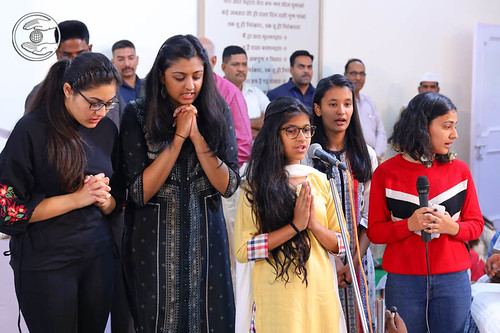 Devotional song by Sampriti and Saathi from Delhi