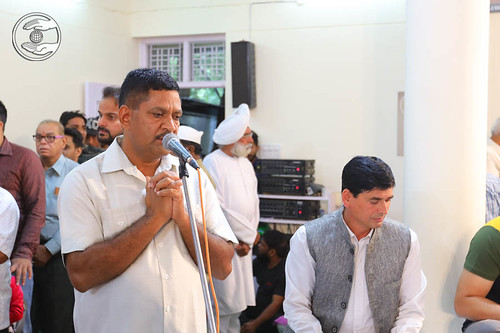 Gyan Chand from Haryana, expresses his views