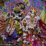 ISKCON Vrindavan Deity Darshan 13 July 2019