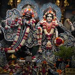 ISKCON Ujjain Deity Darshan 13 July 2019