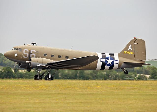 N147DC Douglas C-47A Aces High