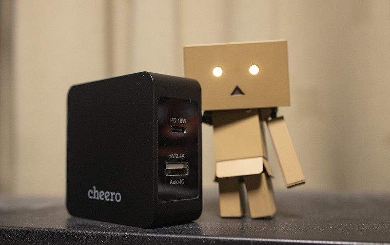 cheero 2 port PD Charger_12